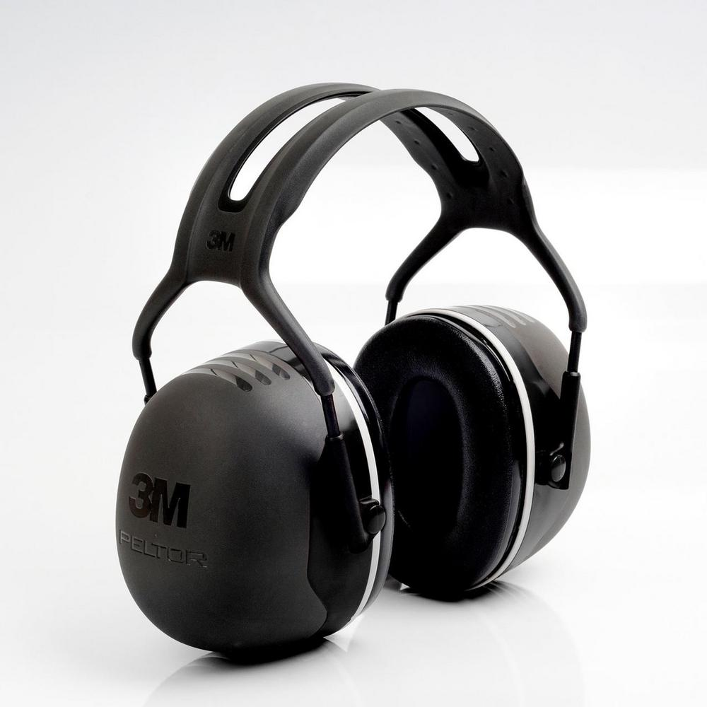 3M Peltor X5A Ear Defenders SNR37dB Headband Black