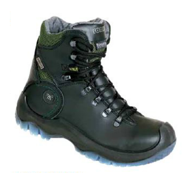 399295e01d645f Wenaas Forma Thunder 72-853 Safety Boots Nail Protection Steel Toe Cap