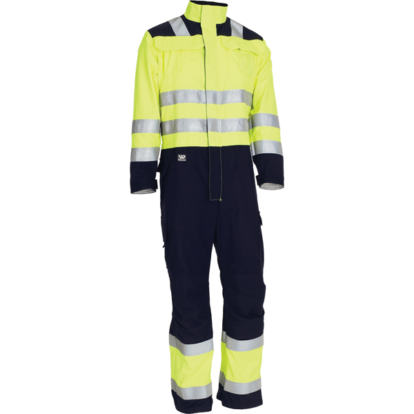Wenaas FR Flash Fire Protection-Welding Protection Multinorm Coverall