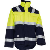 Wenaas FR High Visibility Multinorm Winter Pilot Jacket - Medium