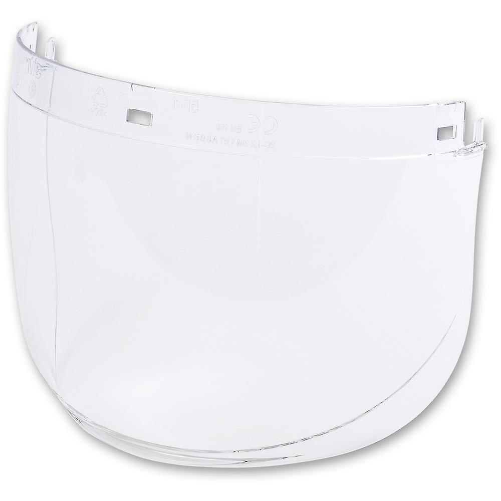 3M V5 Face Shield System Visor Polycarbonate 5F-1 Clear