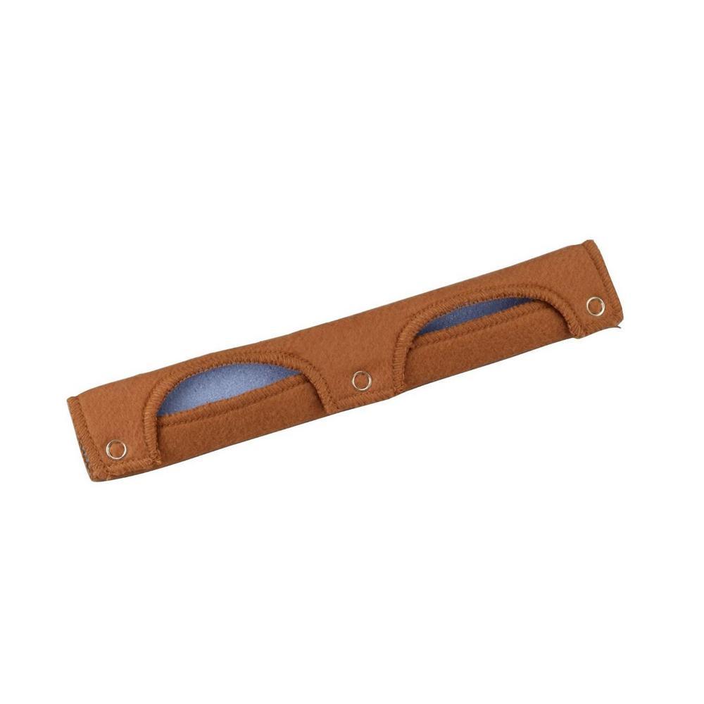 3M Versaflo Forehead Comfort Pad/Sweat Pad M-957/L-115 1 Pair Brown