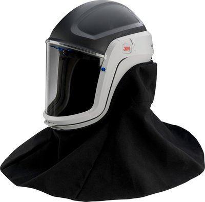 3M Versaflo M-406 Respiratory Protective Helmet With Visor