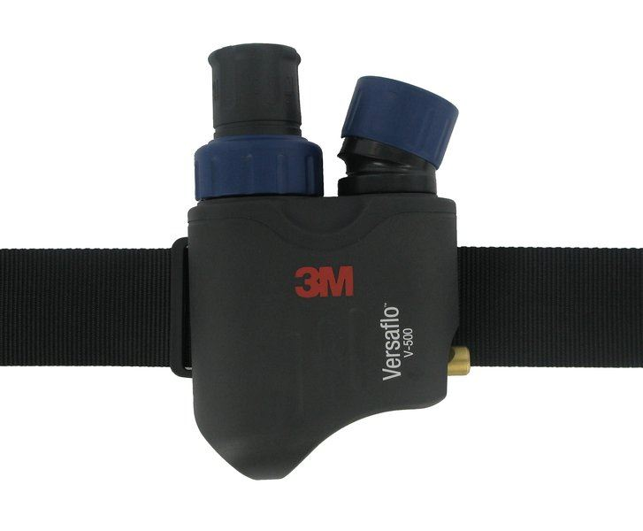 3M Versaflo V-500E Supplied Air Regulator Black