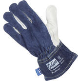 Wenaas Odin 6-6491 Blue High Temperatures Glove Welding Grinding