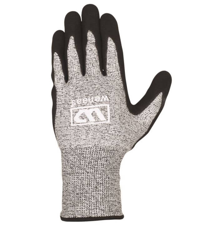 Wenaas Odin 6-6614 CutMaster Plus Glove, Cut 5 High Abrasion and Cut Resistance