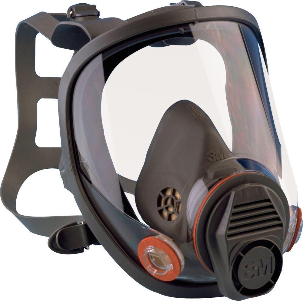 3M Full Facepiece Reusable Respirator 6000 Series