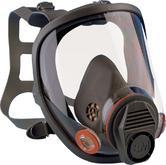 3M Reusable Respirator 6000 Series Full Face Gas Mask Facepiece Safety Respirator