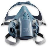 3M 7500 Series Reusable Respiratory Protection Half Face Mask Respirator