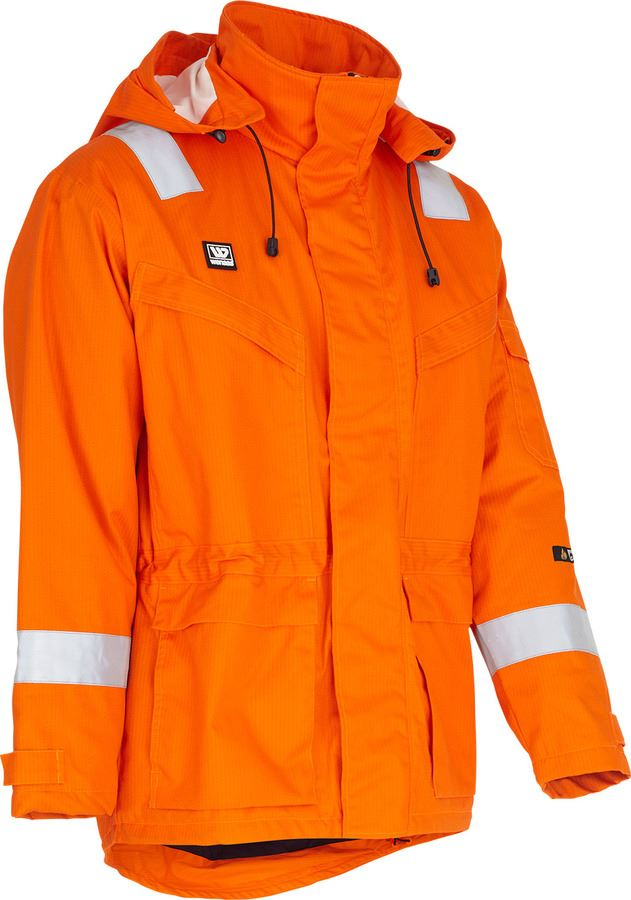 Wenaas Waterproof Offshore Winter Parka FR 90920-19612 Orange