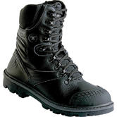 Wenaas Oilmaster 1 S3 Safety Boot, Side Zip, Composite Toe cap, LARGER Sizes only