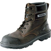 Wenaas Thor S3 Safety Boot with Composite Toe Cap Ankle Support Nail Protection