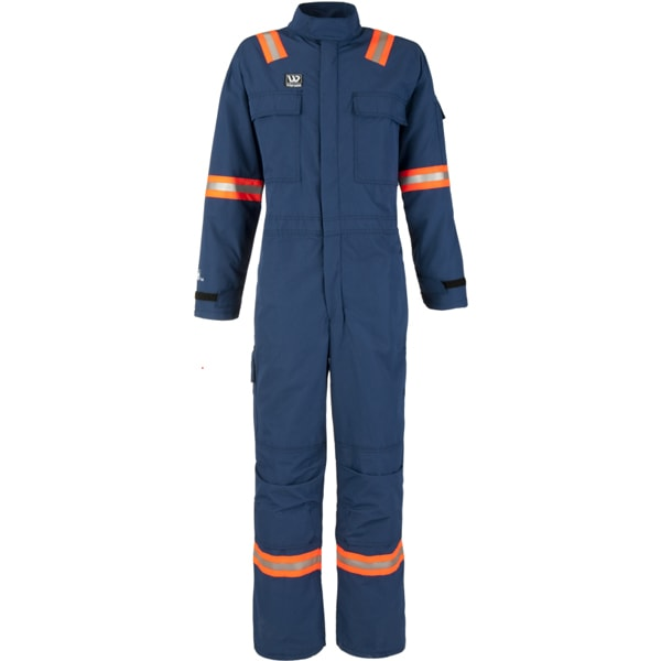 Wenaas Twin Layered Nomex FR AST Arc Coverall 81766-16115