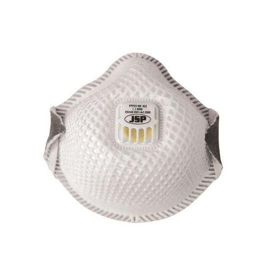 JSP Flexinet FFP2 - 822 Valved Disposable Mask - (Pack of 10)