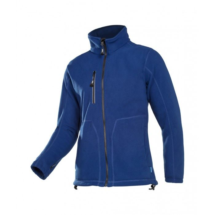 Sioen Merida 612Z Good Cold Protection, Polyester Double Sided Navy Fleece