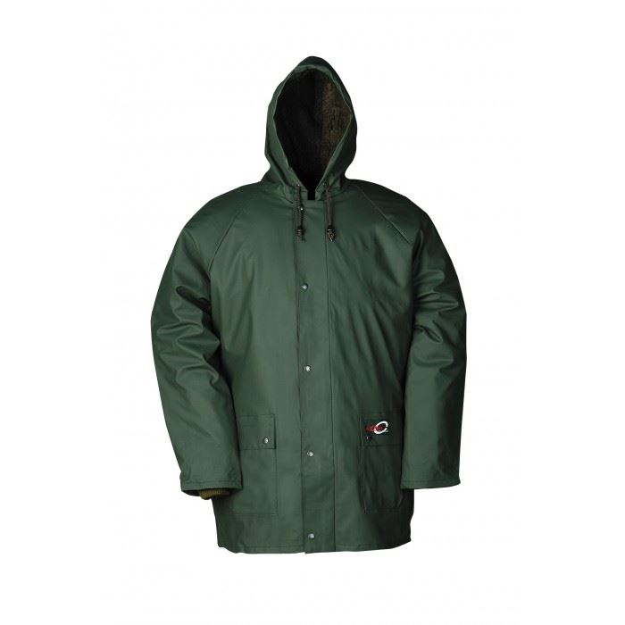 Sioen Dover 4893 Waterproof & Windproof Winter Jacket With Detachable Lining
