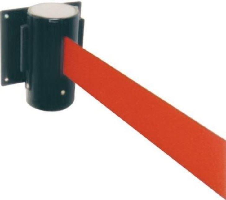 JSP HDB801-200-600 Wall Mounted Retractable Belt Barrier