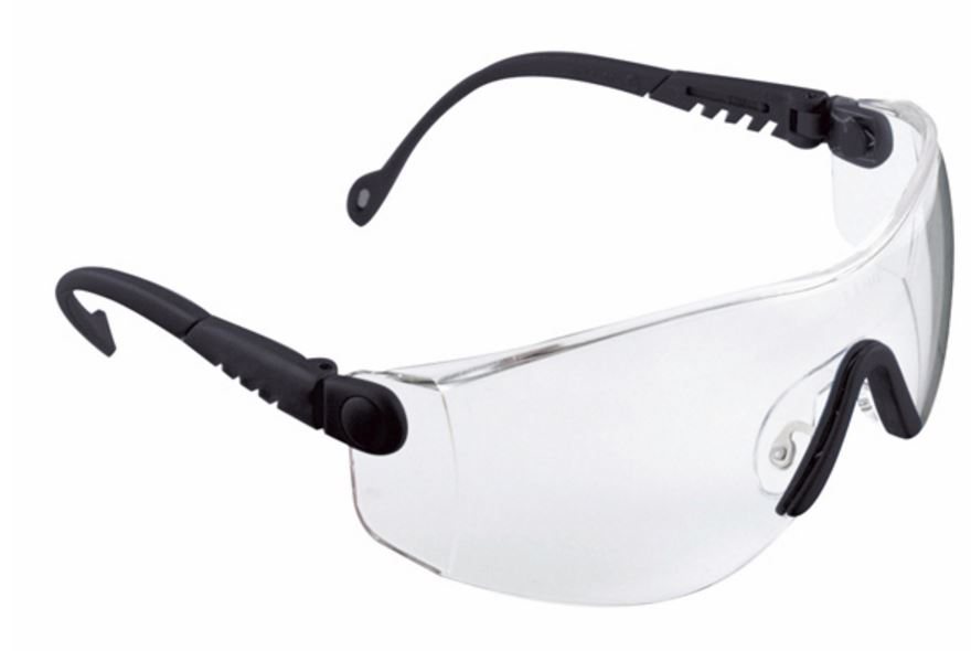 Honeywell Op-Tema 1004947 Safety Glasses Anti-Fog Coating Clear Lens