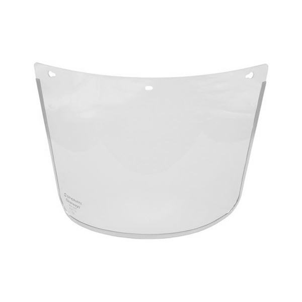 Honeywell CV83P Clearways Visor Replacement 200mm Polycarbonate Clear