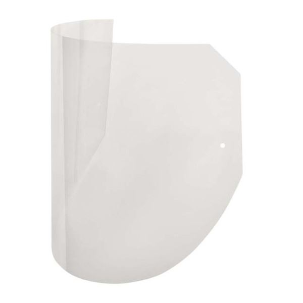 Honeywell 1001779 Air Fed Mask Tear-Off Visor Covers (Pack of 50)