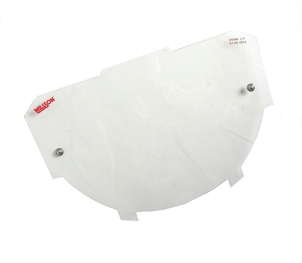Honeywell 1001775 Visor Replacement Acetate DMAK-0021 Airvisor Clear (Pack of 5)