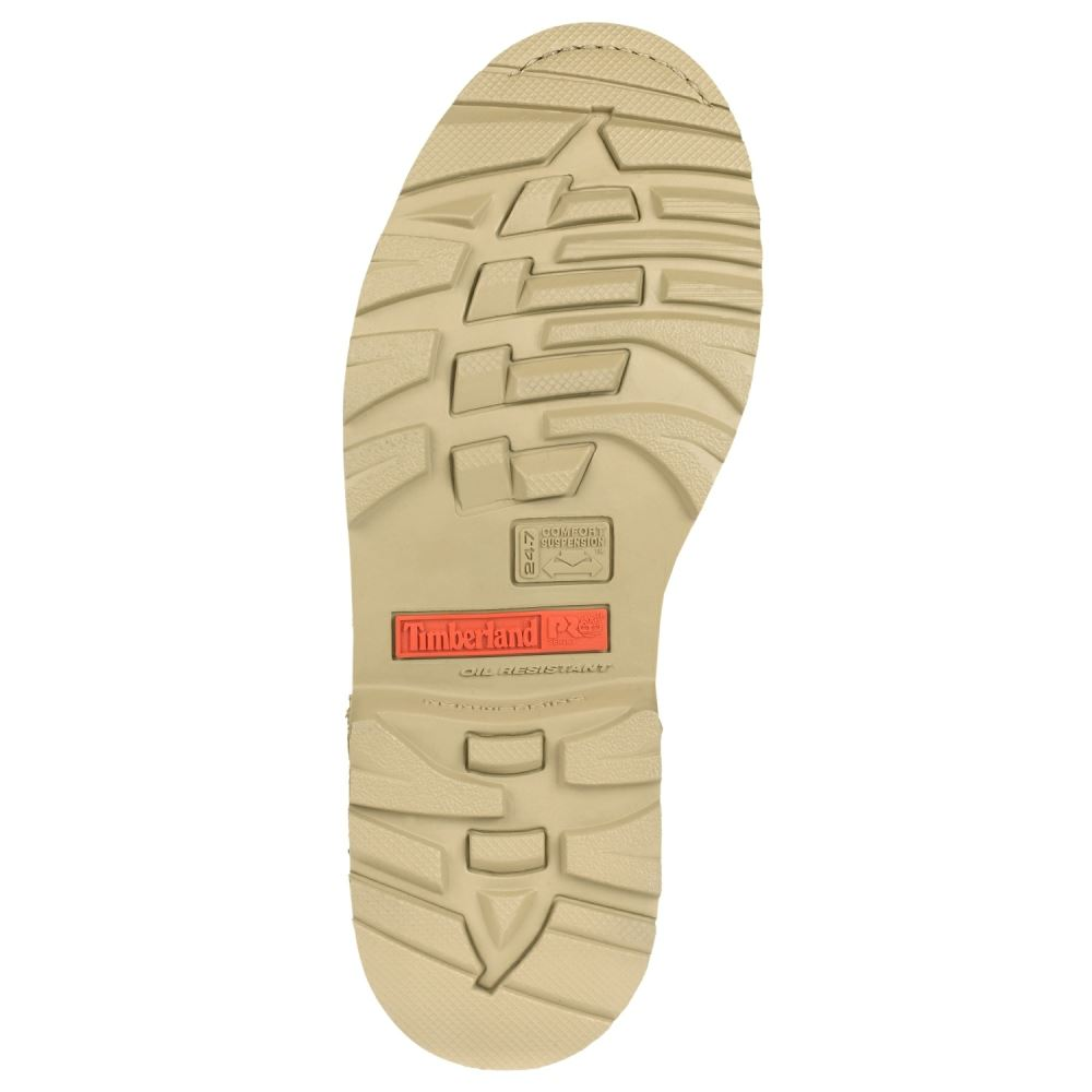 Timberland Pro Traditional Wheat 6201060 Safety Boot 263af98e73b