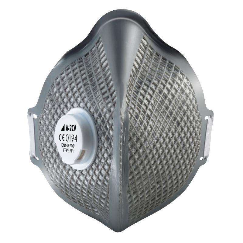 Alpha Solway Alphamesh A-2CV A-Series FFP2 Valved Respirator (Pack of 20)