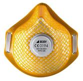 Alpha Solway Alphamesh 8030V FFP3 Metal Free Mask (Pack of 10)