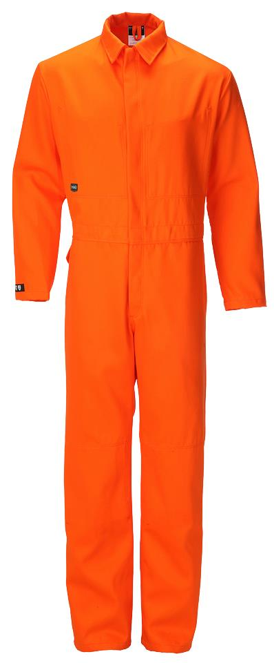 Pioner Arcmaster 7 Coverall Orange WLD1043COV