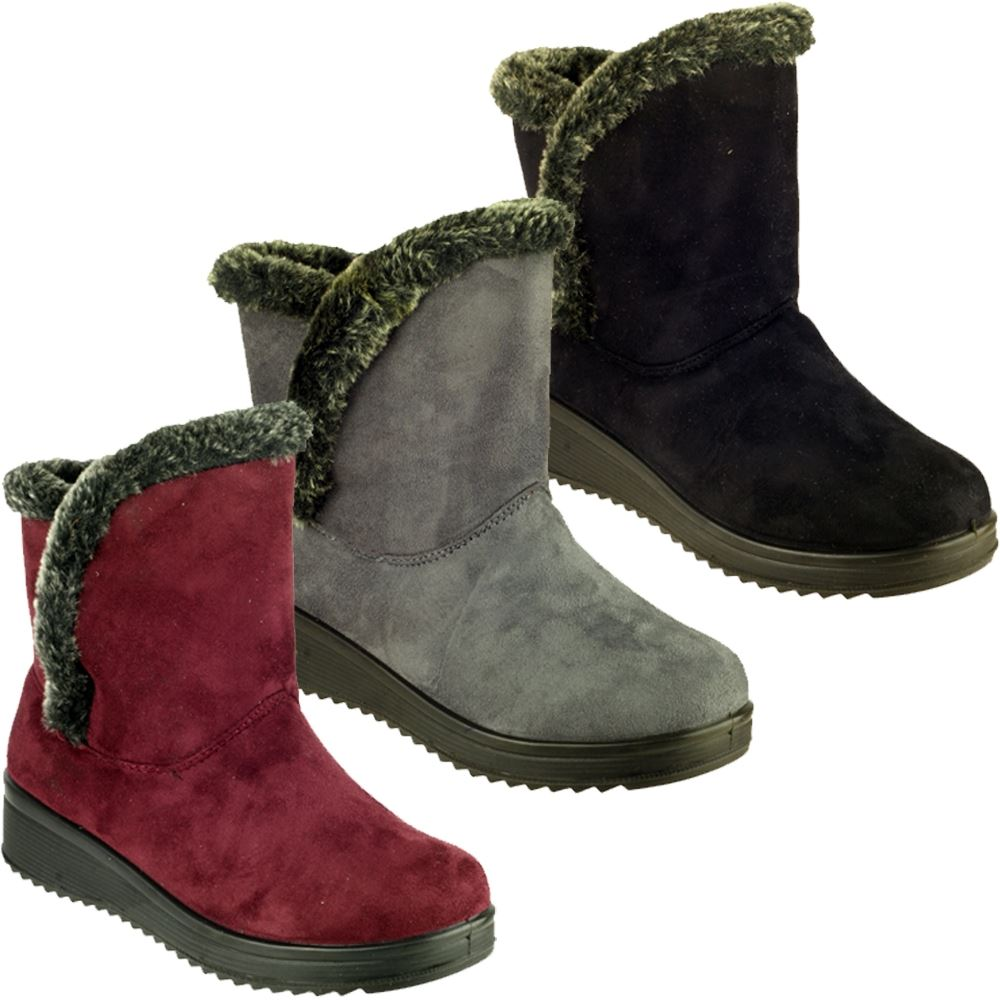 Amblers Arctic Womens Boot - Various Colours