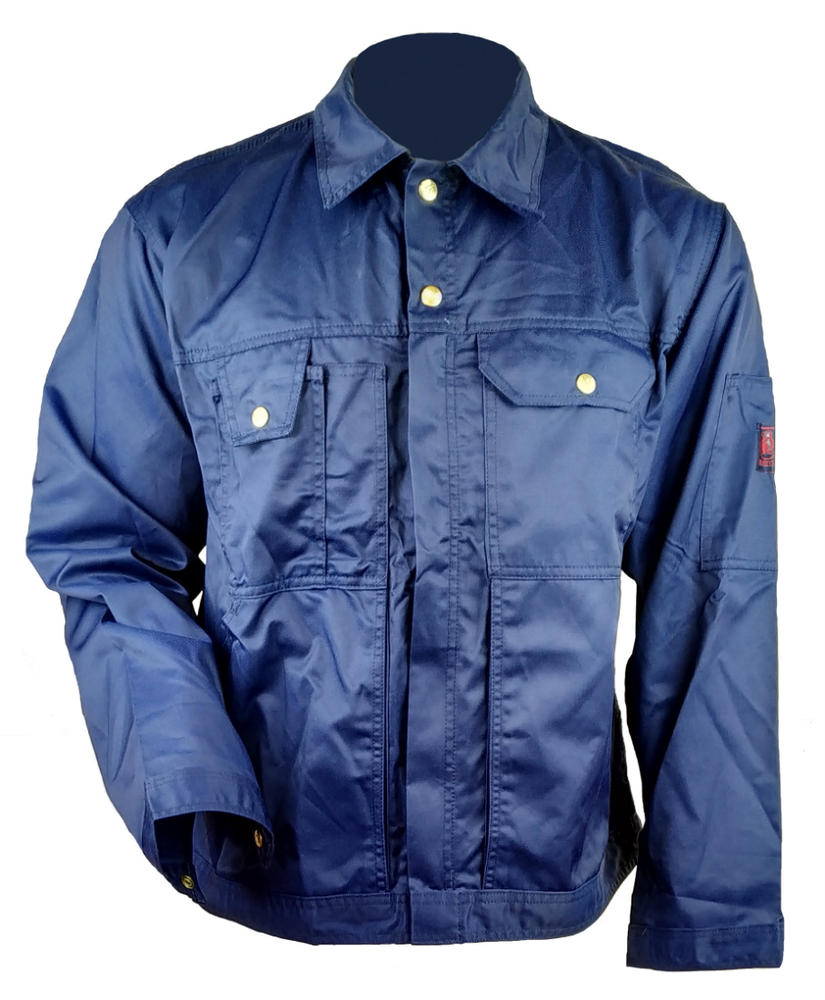 Mascot San Diego 909-62-01 Triple Stitched Navy Work Jacket