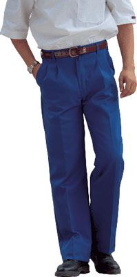 Faithful 471MD Royal Blue Work Trousers
