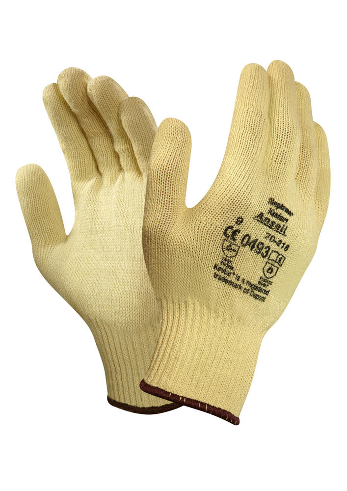 Ansell 70-205 Neptune Kevlar Cut-3 Seamless Hand Safety Cut Resitant Glove