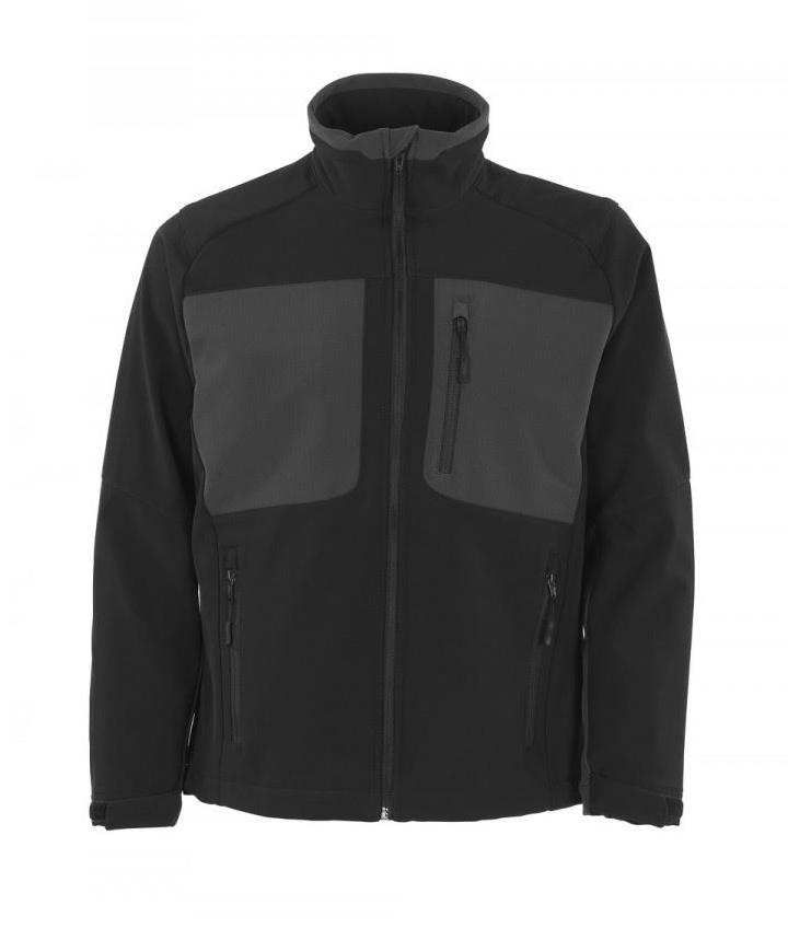Mascot Lagos 50057-824 Water-Repellent Breathable Fleece Quilted Rain Work Jacket