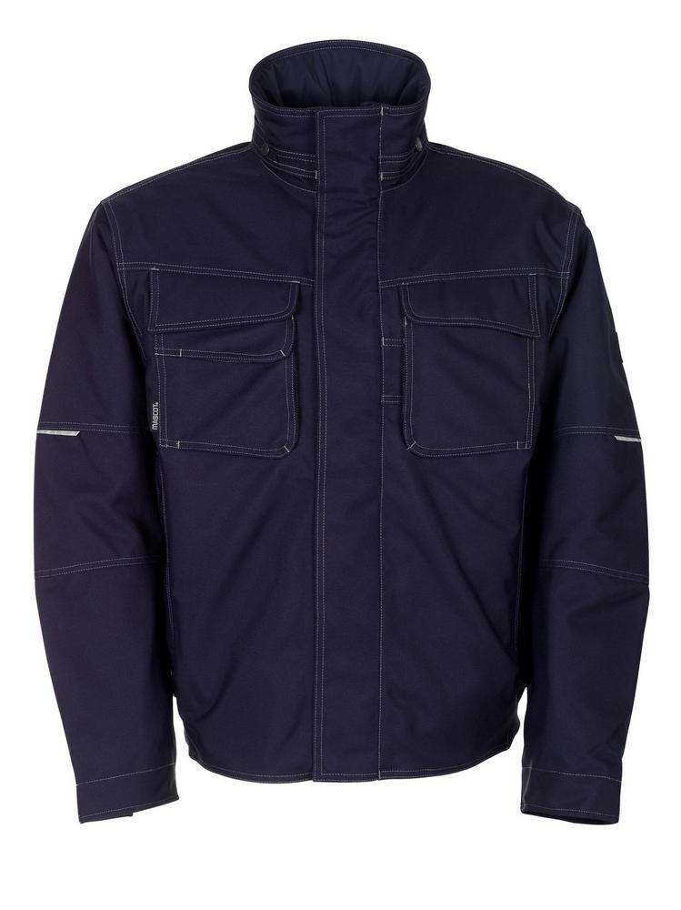 Mascot 05035-025 Mataro Wind & Waterproof Navy Outdoor Rain Workwear Work Jacket