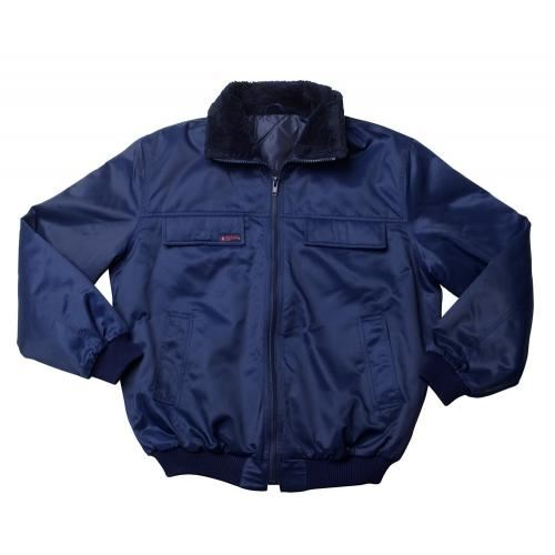 Mascot Water-repellent Multi-pockets Jacket Hamilton 00722-620 Navy
