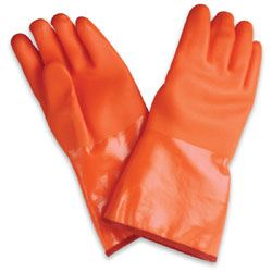 Honeywell Winter Spitfire hi-visibility Chemical Resistant Lined Glove