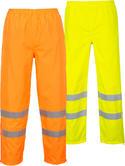 Portwest Waterproof & Breathable S487 Hi-Vis Trousers