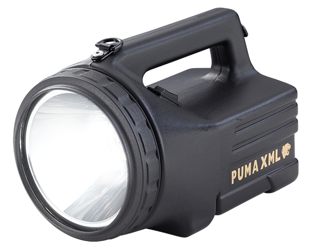 NightSearcher - Puma XML LED Rechargeable Searchlight
