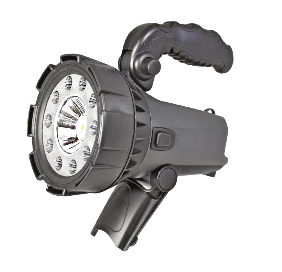 NightSearcher - SL180 Rechargeable LED Spotlight