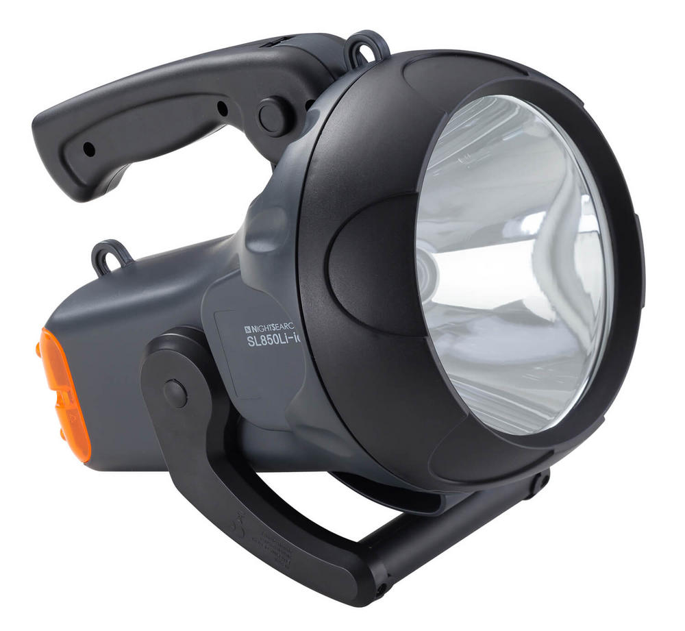 NightSearcher - SL850 High Powered Rechargeable LED Long Distance Searchlight
