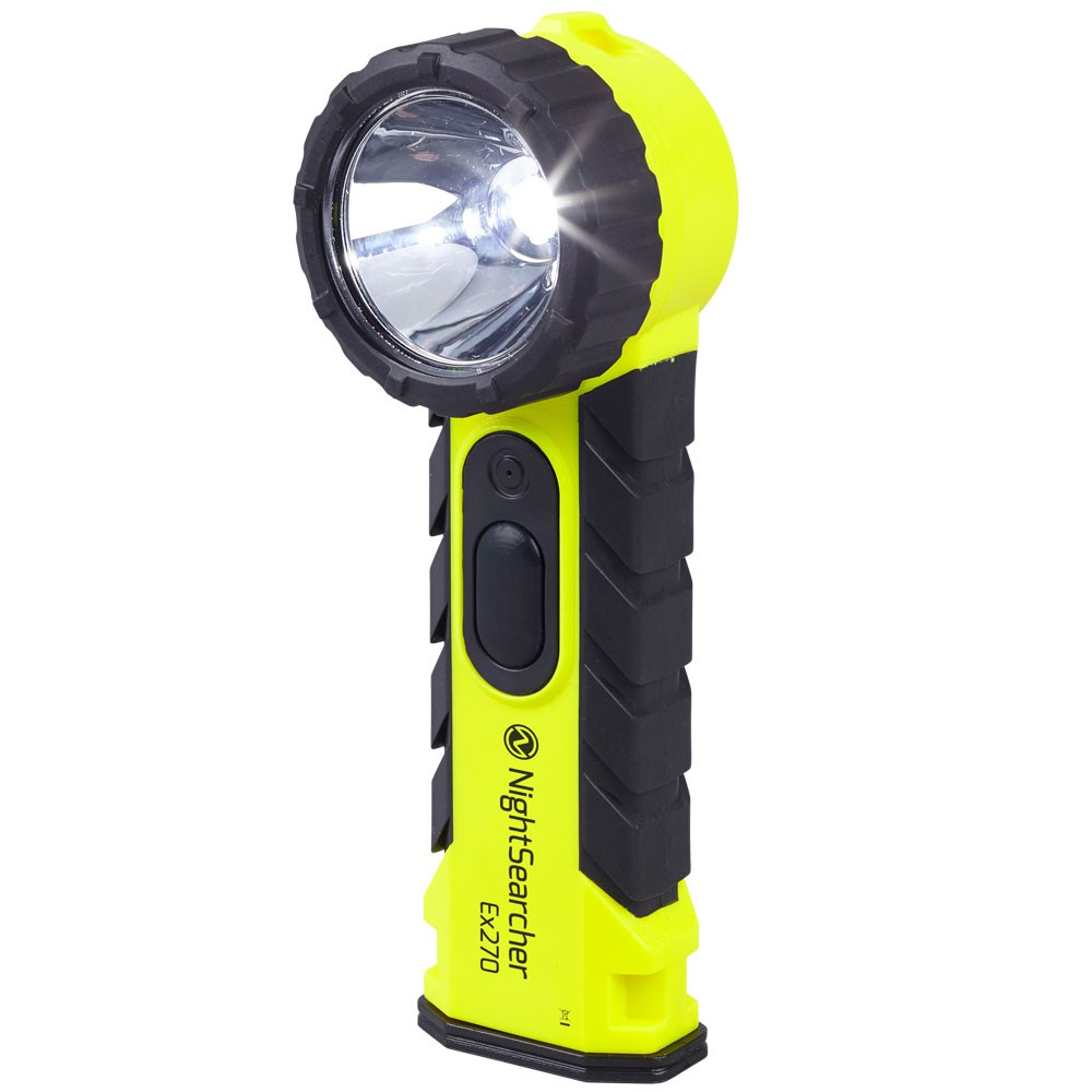 NightSearcher EX-270 Zone 0 Atex Right Angle Torch