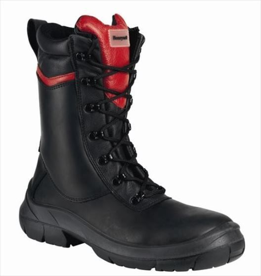Honeywell Bacou Magma Side Zip S3 SRC Safety Boots Black 6246151