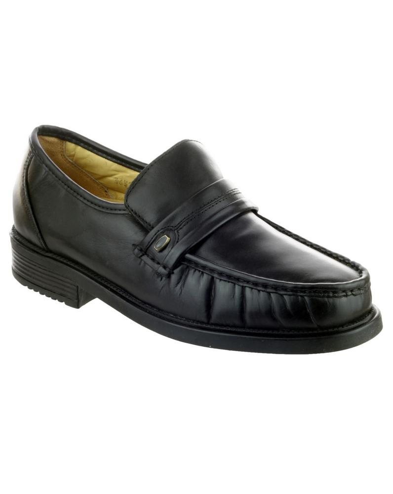 Amblers Charles Smooth Leather Men's Shoes