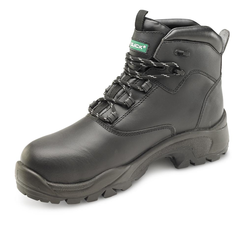 Click Footwear CF65BL Non Metallic Composite S3 SRC HRO PUR Boot