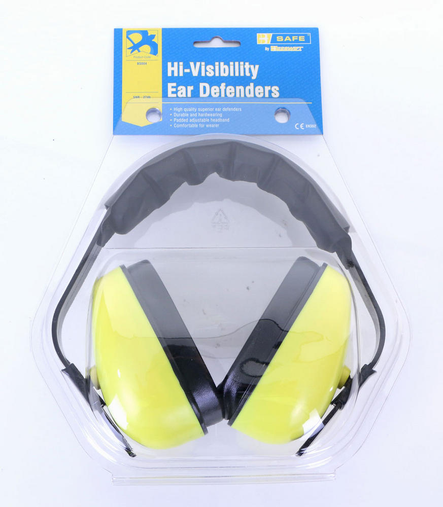 Beeswift BS004 Folding Prepacked Ear Muff
