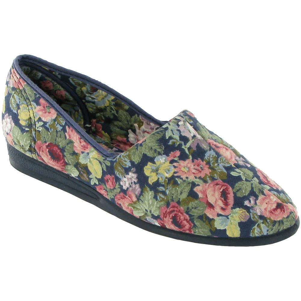 Mirak Patricia Cotton Slip-On Women's Shoes