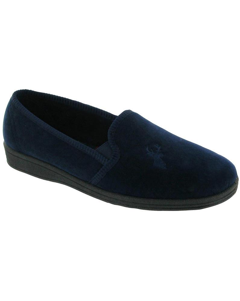 Mirak Stag Slip-On Slipper Classic Men's Slippers