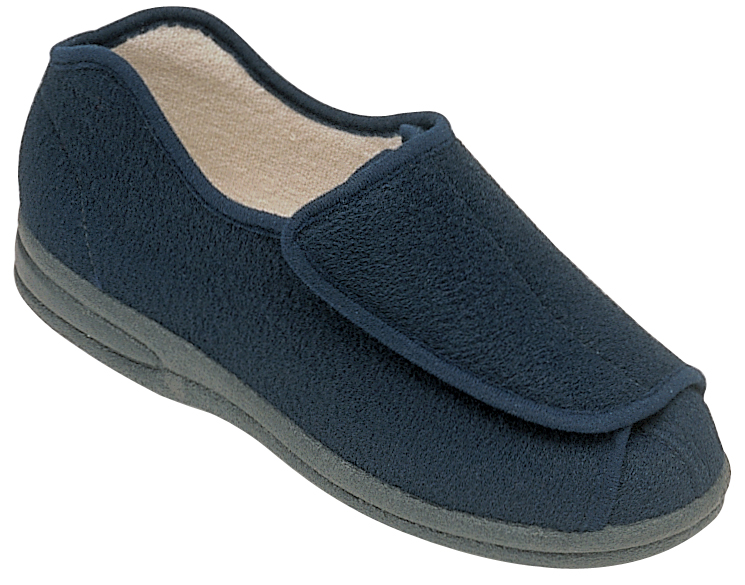 Mirak Fife Touch Fastening Womens Slippers
