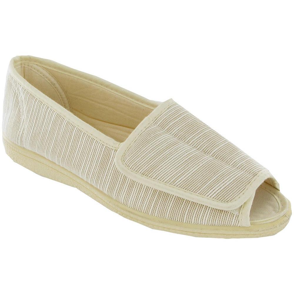 Mirak Quimper Canvas Womens Sandals